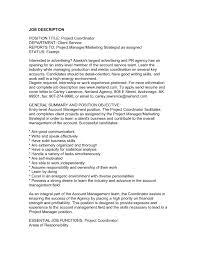 Field Coordinator Sample Resume Nurse Case Manager Resume