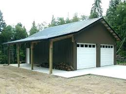 pole barn kits for kit garages builder specializing in post frame buildings metal house s