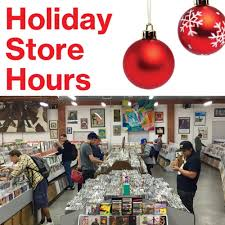Record Gifts Holiday Hours Record Surplus Gifts Vinyl Records Cds Dvds