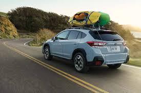 2019 <b>Subaru</b> Crosstrek <b>Accessories</b> Brochure