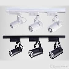 online cheap high power dimmable led track rail light 3w 5w 7w 9w 12w 18w spotlight adjustable lighting commercial ce by focalled dimmable led track lighting p18