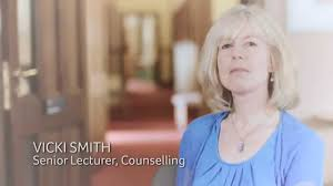 Senior Lecturer Vicki Smith Talks About Counselling at the University of  Huddersfield - YouTube