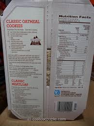quaker old fashioned oatmeal costco 4