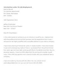 Job Application Cover Letter Opening Sentence Resume Cover Letter Introduction Examples Opening Sentence Cover