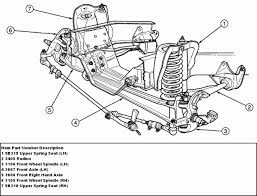 Ford f150 front suspension diagram unique ford f150 front axle diagram luxury differential identification