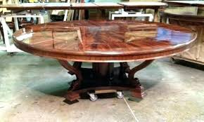 round table seats 10 what size round table seats round tables that seat dining tables that
