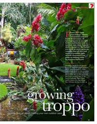 Small Picture 22 best Tropical gardens in temperate climates images on Pinterest