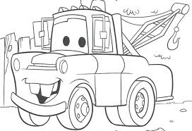 mater cars coloring pages disney cars coloring pages printable cars mater coloring pages at mater coloring pages
