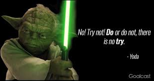 Famous Yoda Quotes Extraordinary Quotes Yoda Delectable 48 Yoda Quotes To Awake The Greatness Within