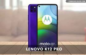Lenovo K12 - Full phone specifications