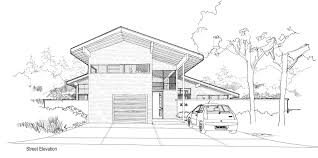 modern architectural drawings. Drawn Hosue Modern Architectural Design #8 Drawings