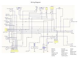 ooracing performance monkey bike pit bike madass zoomer dirt wiring diagram