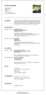 WwwFree Resume Builder Resume Free Resume Generator Online Astounding Free Resume 65