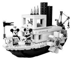 Steamboat Willie Lego Set 2019 | POPSUGAR Family
