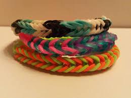 Mini Loom Designs Mini Loom Fishtail Bracelet 8 Steps Instructables