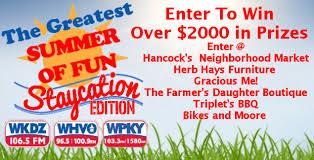 The <b>Greatest</b> Summer of <b>Fun</b> | WKDZ Radio