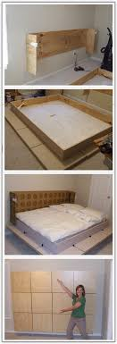 diy bedroom furniture kits. great way to save money and utilize your space! turn office into a guest room. by proteamundi diy bedroom furniture kits