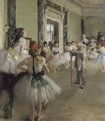 The <b>Ballet</b> Class - Edgar Degas — Google Arts & Culture