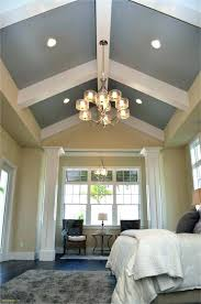 vaulted ceiling bedroom paint ideas large size of to decorate slanted ceilings bed under cathedral same
