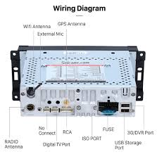 2011 jeep grand cherokee stereo wiring diagram wirdig seicane s126061 2008 2011 jeep grand cherokee radio replacement