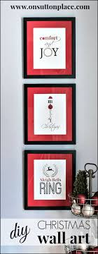 free printables to frame for instant and festive wall art