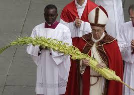 Znalezione obrazy dla zapytania Niedziela palmowa
