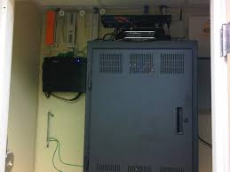 middle atlantic cabinet nec phone system structured wiring whole building cctv