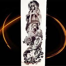 10353 руб 10 скидка25 дизайн поддельные водонепроницаемые временные татуировки