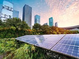 Solar Energy – preventing global ...