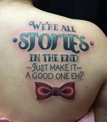 Rib Tattoos Quotes Classy 48 Tattoo Lettering Designs For Your Body Art