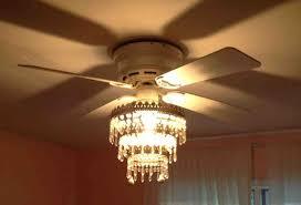 chandelier ceiling fan light photo 7