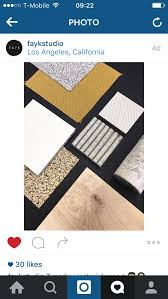our yellow rubber starring in this beautiful material collection by faykstudios rubber flooring