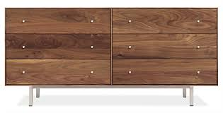 Hudson Wood Dressers - Modern Dressers - Modern Bedroom Furniture - Room &  Board