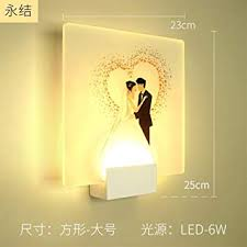 <b>Modern</b> Loveliness <b>Romantic</b> Picture Classic Wall Lamp for <b>Bedside</b> ...