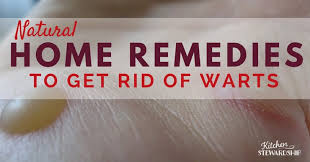 3 step home remedy for warts kitchen