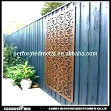 laser cut decorative metal panels decorative metal garden screen panels wood or screens laser cutting met