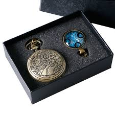 best pocket watch page 5 best cheap price gold fashion retro doctor who time lord seal quartz pocket watch necklace chain gift box set women mens best gift fashion