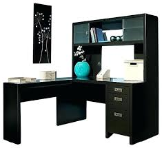 arts crafts corner l desk with optional hutch from dutchcrafters within l shaped desk with hutch renovation