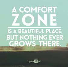 A Comfort Zone Is A Beautiful Place Quote Author Best Of The 24 Best Pins For Class Images On Pinterest Comfort Zone