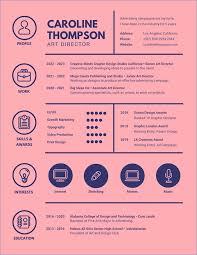 Creative Online Resume Builder Elegant Make Infographic Resume Line ...