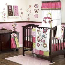 round bedding sets baby crib bedding sets for girls home inspirations  design image of baby crib