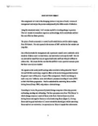 reflective essay on leadership in mental health university page 1 zoom in
