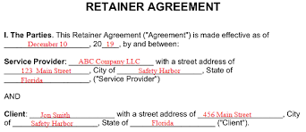Permalink to Pay For Access Retainer Agreement Template : Charging Clients A Retainer How Various Charging Models Can Work For You – Size 4 to 6 pages.