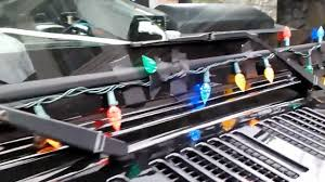 Christmas Lights on car. How to light your vehicle for Christmas ...