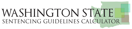 Washington State Sentencing Guidelines Manual Calculator