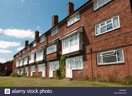 Council Homes Stock Photos Council Homes Stock Images Alamy