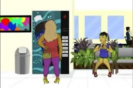 Jamaican Cartoon Vending Machine Extraordinary Watch This Jamaican Vending Machine Cartoon Hilarious O
