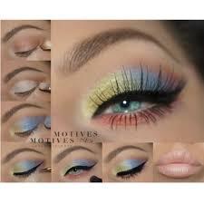 spring fling makeup tutorial