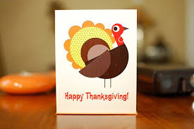 Different Ideas For Homemade Thanksgiving Cards Craft Ideas
