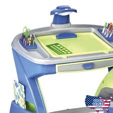 american plastic toy creativity desk and easel new free new